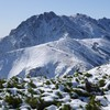 10月下旬 冬到来で初雪の立山へ