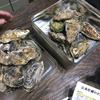 広島牡蛎のカンカン焼き