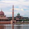 クアラルンプール市内からピンクモスクへ|近未来都市プトラジャヤの神聖建築