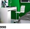 IKEAの学習机を買って、自宅で作ったら超大変だった!電動ドライバーは必須です!