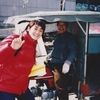 【八日目】199X年2月、大阪・上海間を船上4日、中国旅行14日間の手書きメモが出て来た!