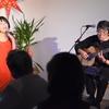 2014年の歌い納めは、笹子さんとのデュオで。