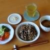 塾のお弁当と昼食(11/28)etc。