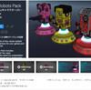 【無料アセット】Tiny Robots Pack シンプルでカワイイ「箱形ロボット」の戦闘マシン(読者投稿) / ソ連時代のローポリビル17種類 / メタリックで格好いい!ARPGなどに使えるユニットフレーム