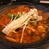 早くも再訪。ロンドンで韓国料理 in キムチ(店名です。)