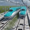 【TF2】日本最速の現役新幹線(『Transport Fever 2』新幹線E5系・H5系MOD紹介)