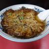 天津麺。藤沢「つるや食堂」