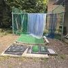 ゴルフ練習場の整備 −その1−