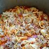 豚とトマトの香味野菜の煮込み