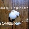 落とした卵を拭きながら、あの子の「魔法の言葉」を思い出す