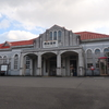 戦前の栄華を今に伝える西岩国駅と快速シティライナー乗車