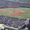 初めての野球観戦で感じたサッカーとの違い