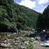 奈良県吉野の川遊び 穴場スポットに行ってみた!!!