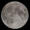 2017年最初の満月(ちょっと過ぎ)