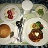 プラザ・パビリオンレストラン冬のスペシャルセット食べてみた!