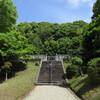 聖武天皇陵と元正・元明天皇陵を訪問(奈良市)