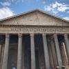 ローマの観光名所 パンテオン
