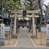 柴又 八幡神社