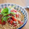 KALDIのいわし水煮缶詰&トマトのスパゲティが美味しくて連続で作ってしまったのでレシピなど