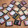 長期旅行中の撮影データのバックアップについて考えた結果、大量のSDカードを準備することに……