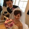 結婚しました