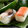 奈良の吉野へリベンジ!おいしい柿の葉寿司を食べる。