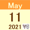 前日比9万円以上のプラス(5/10(月)時点)