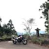 ライダーは自分だけ...美杉峠と吉ヶ平の岩屋へ行ってきました
