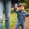歩きはじめた息子くんを一眼レフで全力で連写して、アニメーションgifにしてみる!