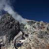 飛騨地方火山性地震について