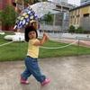 初めての傘、レースクイーン