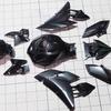 「1/12 TAMIYA Kawasaki Ninja H2R」 製作記05「ウレタンクリアー」