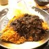 松のや黒のシビ辛『麻婆ロースかつ定食』強烈な花椒の香りにシビれました‼️ささみかつでいただいたのには理由がある‼️麻婆ささみかつ定食って事ね‼️