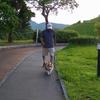レオンのお散歩