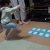 娘1歳の誕生祝い!(一升餅・選び取りカード)