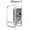 Spigen iPhoneケース Ultra Hybrid S (Crystal Clear/クリスタルクリア ポリカーボネート製ケースとTPU製バンパーのスリムなケース