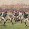 フットボールから分かれたラグビーのルーツと発祥の歴史