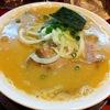 【今週のラーメン424】 麺一盃 (大阪・塚本) 正油(こってり)大盛り
