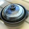 台風一過。わたしの土鍋どん5世。