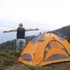 キャンプやピクニックに便利。オススメのワンタッチテント3選。
