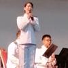 三宅由佳莉さんがパラオで歌う「涙そうそう」