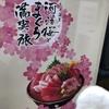 三浦海岸ゆき特別列車「みうら夜桜号」