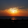 宮古島の海に沈む夕日は心に残る絶景です【宮古島女ひとり旅4日目後半】