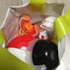 マックの「ハッピーりぼーん」でおもちゃリサイクル