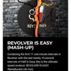 REVOLVER IS EASY