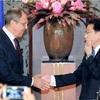 対北朝鮮、安保面で隔たり 日ロ2プラス2