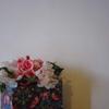 お花と余白