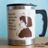 ジブリ×Thermo Mug第一弾「キキの横顔」