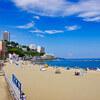 更に熱海探訪②熱海サンビーチ、ニューフジヤホテル