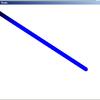OpenGL DDA(ディジタル微分解析機)の実装